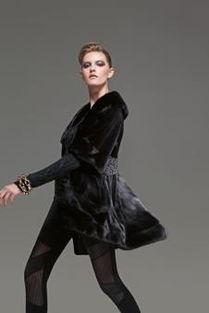 EGAKE皮革品牌招商加盟 EGAKE 高贵皮草品牌