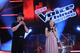 《中国好声音》萌女刘欢再现奥运主题曲