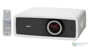 CES 2009 三洋1080p投影不足2000美元