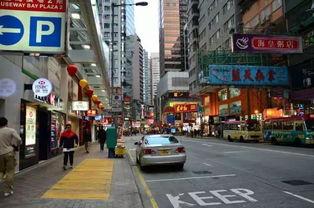 洛阳到香港旅游 香港游必去景点