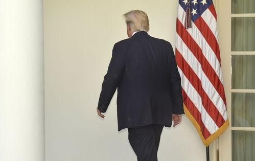 美国总统特朗普退出巴黎协定美国为何退出巴黎协定