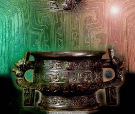 青铜器青铜艺术古品