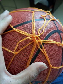 篮球网兜怎么用