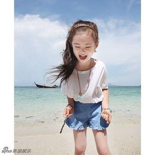组图 韩国小萝莉天生丽质 小美人一枚