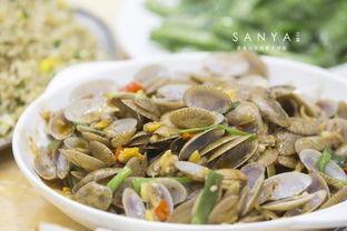 海胆蒸蛋据说是一道容易被掉包的菜,就是你买了海胆之后,会被商家直接换成海胆壳,然后往里面倒蛋去蒸熟,大多数人也吃不出来里面有没有海胆~听完各种掉包故事后,我们总结海鲜不要一味选便宜的,找家评价的好的才是重点~皮皮虾是各地都有的海鲜品种,但在三亚