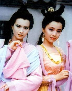 米雪翁美玲赵雅芝曾华倩盘点TVB经典古装惊艳女星