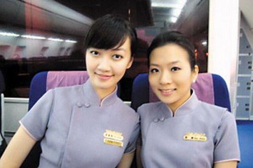 带你看看台湾空姐!