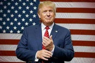 图片来源网络:美国总统特朗普