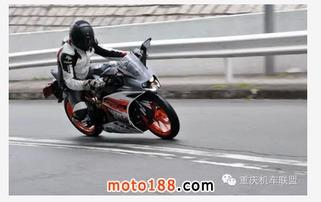 香港媒体对KTM RC390 ABS的试驾体验