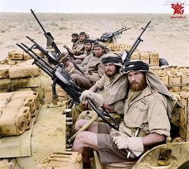二战时期英军的装甲战斗车辆 雄威不减