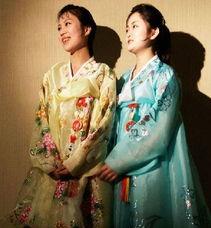 美艳动人 朝鲜国宝级美女私照大曝光 图