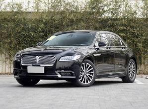 林肯大陆定位于一款中大型车,是目前林肯家族的旗舰轿车.
