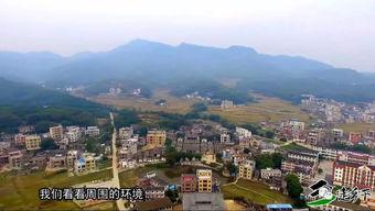 广西容县黎村风水