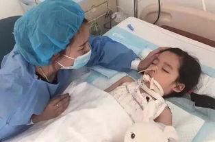 请记住这个天使青岛4岁女童离世,她捐献器官救5人,网友泪奔