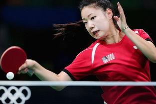 中国有哪些著名的乒乓球运动员