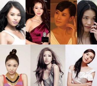 港媒曝7名疑同性恋女星 舒淇胡杏儿熊黛林上榜 图