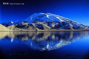 访长白山天池神境 赏境泊湖别样美景