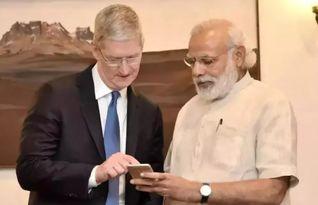 政策终放宽苹果将去印度开applestore