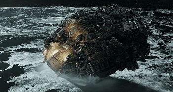 外星人入侵地球与史前人类爆发核战争