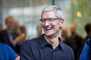 苹果首席执行官蒂姆.库克