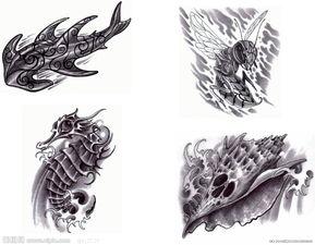 纹身图腾图片