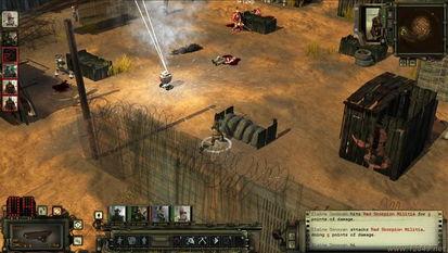 GC 13 废土2 最新游戏截图展示沙漠和高池镇