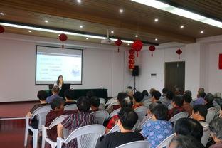 江梅社区 开展 舌尖上的安全 食品药品安全讲座