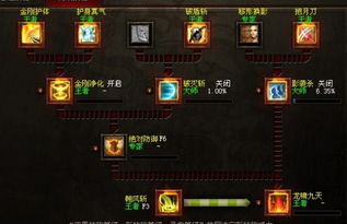 龙啸九天的实战中的效果图传奇世界 17173网络游戏专区