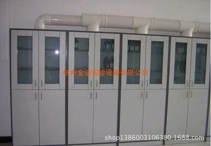 金诺热销 全钢药品试剂柜 长期销售质保PP带排气通风试剂药品柜