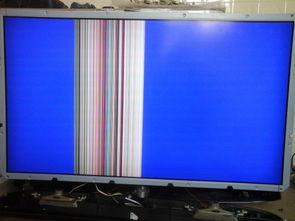 电视竖条纹怎么修