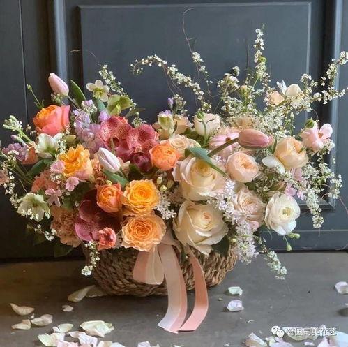 「花艺」你想学插花吗?我教你!  花艺瓶花学习反馈