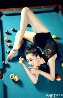 太惊艳 中国柔术美女秀逆天一字马