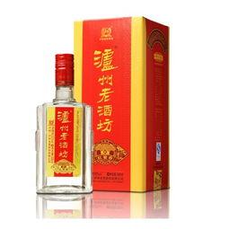 泸州老窖老酒坊52度500ml浓香型白酒