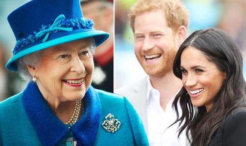 英女王狠宠离异中年梅根,嫁入王室2个月再获豪宅一栋,背后更有凄美故事