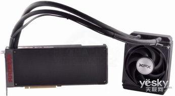 XFX版AMD Radeon Pro Duo显卡亮相 1.2万元