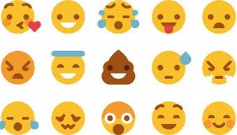 最流行的emoji到底是什么 组图