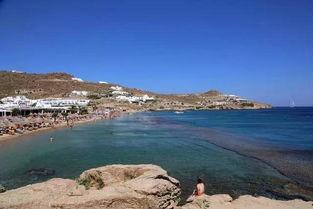 全球最开放的海滩 穿比基尼禁止进入