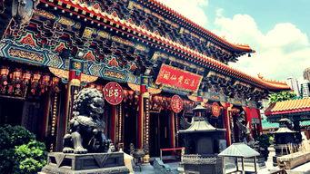 盘点香港旅游必去的十大景点