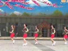 桃花运重庆叶子广场舞