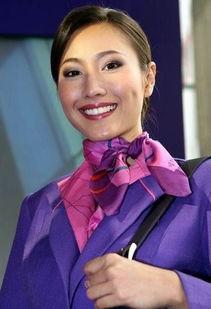 泰国航空公司空姐