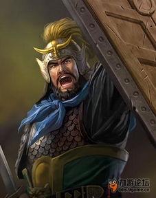 三国吧兄弟 鬼神之勇曹仁 是男人就一定要够硬