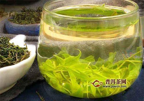 山青绿水茶叶
