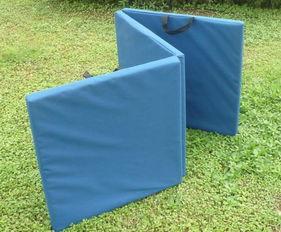 用瑜伽垫代替减震垫可以么