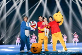 吴君钰家庭吴君钰小朋友已经是第二次登上儿歌盛典的舞台啦!