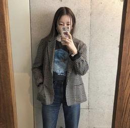 通勤党女生看过来,韩国博主onnuk的日常穿搭可太值得来学了