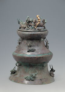 鉴赏从六件西南青铜重器,看史记中王的盛宴