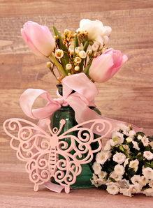 插花创意茶点与鲜花如何搭配
