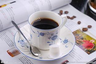 蓝山咖啡图片