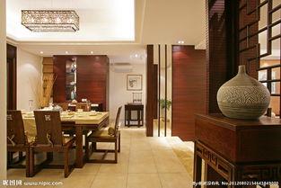 高清室内装饰 中式风格客厅图片