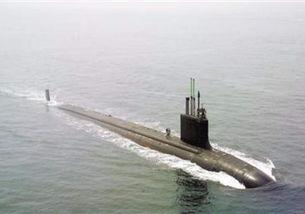 """海狼""""级核潜艇和""""弗吉尼亚""""级攻击型核潜艇"""